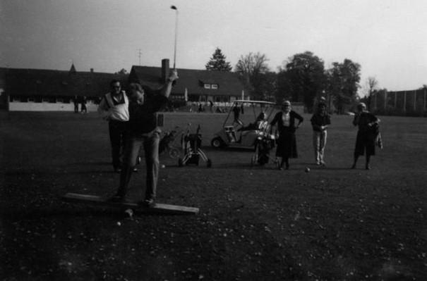 Clubgeschichten Golfplatz